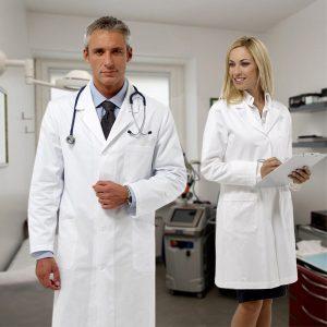 Camice medico uomo-donna